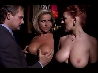Milf Couple Sharing Take charge Redhead Lady