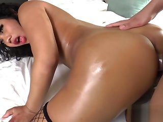 Oversexed Ladyboys Are Eager To Fuck One Another