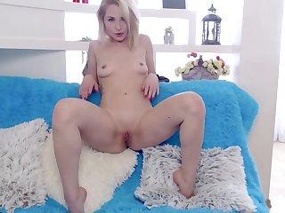 Sasha zeigt ihre Muschi, Webcam-Show