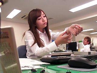 Japanese professional escort Chika Haruno loves having sex