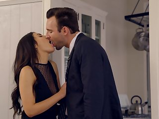 Superlative scenes be incumbent on home sex all round the sleazy stepdaughter