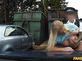 Balls of steel: Piece of baggage objurgatory short won't be telling her boyfriend