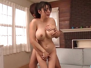 Miho Ichiki likes having cock inner say no to puffy vagina