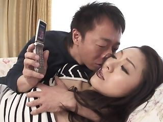 Jummy japanese jummyie gets furry slit frigged and played porntube